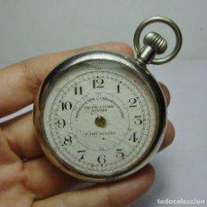 Relojes de bolsillo: ANTIGUO CRONÓGRAFO - CRONÓMETRO. AMIDA. AÑOS 20-30.. Lote 121050151