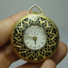 Relojes de bolsillo: BONITO RELOJ DE BOLSILLO. CARGA MANUAL. WILSON.. Lote 121054371