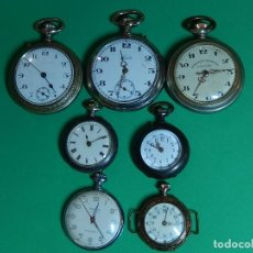 Relojes de bolsillo: LOTE DE RELOJES.. Lote 121455155