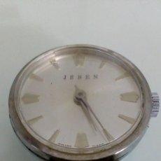 Relojes de bolsillo: RELOJ CARGA MANUAL, FUNCIONA. Lote 121556159