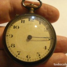 Relojes de bolsillo: RELOJ DE BOLSILLO - SIGLO XX - - PARA PIEZAS O REPARAR - TENGO MAS EN VENTA. Lote 122629275