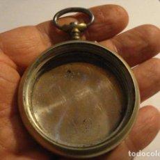 Relojes de bolsillo: CAJA DE RELOJ DE BOLSILLO TAMAÑO GRANDE- TENGO MAS EN VENTA. Lote 122629331