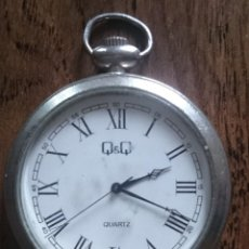 Relojes de bolsillo: RELOS QSQ. SIN FUNCIONAR. Lote 122644339