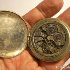 Relojes de bolsillo: RELOJ DE BOLSILLO INCOMPLETO - SIGLO-XX - SIN MARCA - PARA PIEZAS - TENGO MAS EN VENTA. Lote 122833383