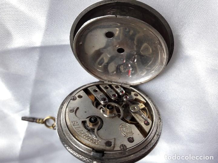 Relojes de bolsillo: RELOJ DE BOLSILLO BILLODES - SERKISOFF - ZENITH - Foto 4 - 124171127