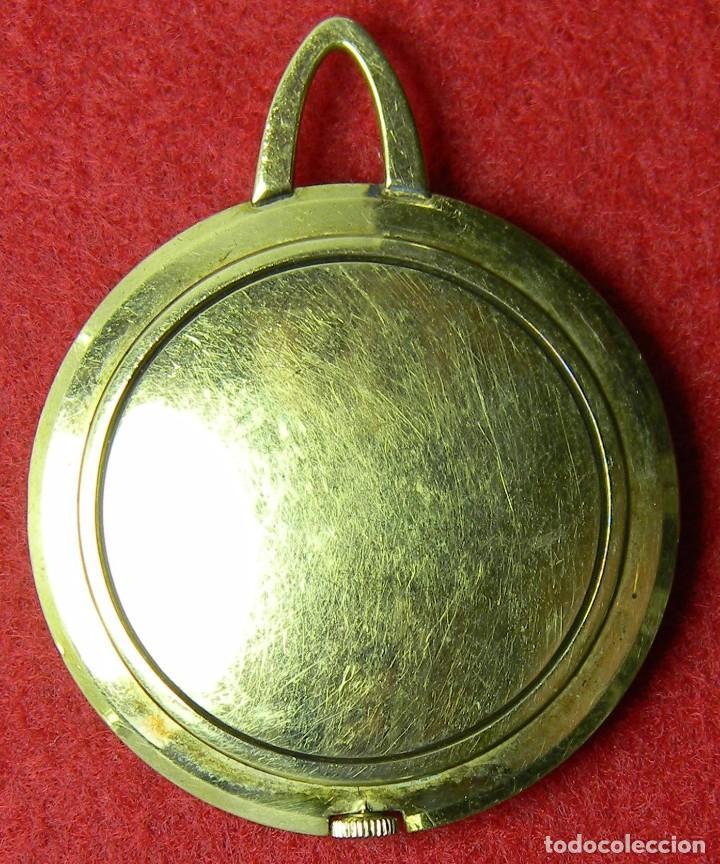 Relojes de bolsillo: Reloj Dugena de señora - Tipo enfermera - Funcionando -requiere ajustes - Años 70 - 26 gr. - 40 mm - Foto 3 - 124646267
