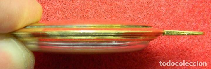 Relojes de bolsillo: Reloj Dugena de señora - Tipo enfermera - Funcionando -requiere ajustes - Años 70 - 26 gr. - 40 mm - Foto 4 - 124646267