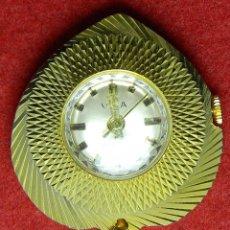 Relojes de bolsillo: RELOJ MANUAL TIPO ENFERMERA - MARCA VIVA ANTIMAGNETIC - MADE IN SWISS - 34 GR. - 36 MM. Lote 124648391