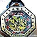 Relojes de bolsillo: BOLSILLO OCTAGONAL MOSAICO. Lote 125026575