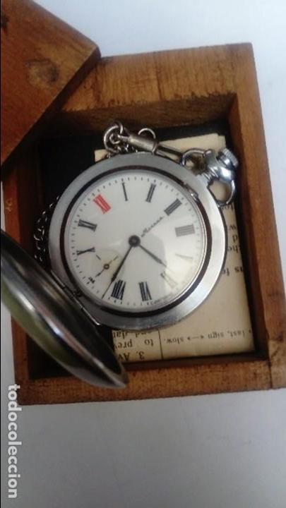 RELOJ DE BOLSILLO MOLNIJA (Relojes - Bolsillo Carga Manual)