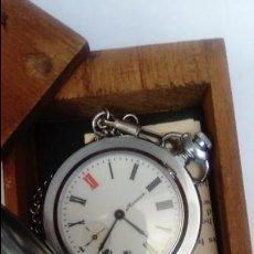Relojes de bolsillo: RELOJ DE BOLSILLO MOLNIJA. Lote 126278371
