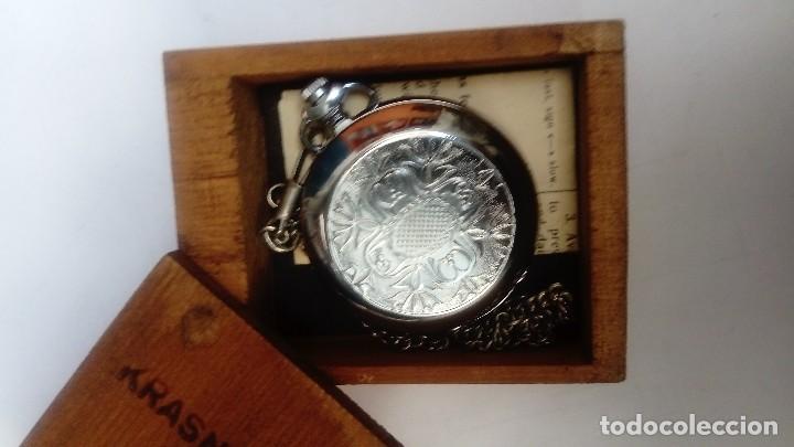 Relojes de bolsillo: Reloj de bolsillo Molnija - Foto 2 - 126278371