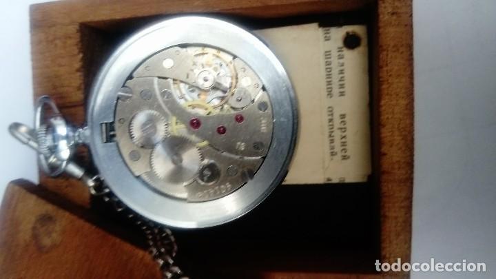 Relojes de bolsillo: Reloj de bolsillo Molnija - Foto 3 - 126278371