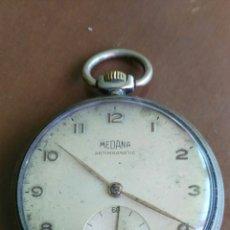 Relojes de bolsillo: RELOG BOLSILLO MARCA MEDANA. 7JWELS. Lote 126452563