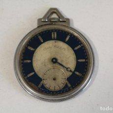 Relojes de bolsillo: ANTIGUO RELOJ DE BOLSILLO, CONTY WATCH CO, . Lote 127178967