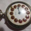 Relojes de bolsillo: RELOJ BOLSILLO META-MUY DECORADO. Lote 127529279