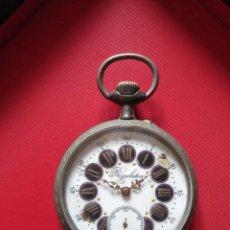 Relojes de bolsillo: ANTIGUO RELOJ REGULATEUR CARGA MANUAL. . Lote 127567711