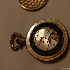 Relojes de bolsillo: RELOJ DE BOLSILLO PANASAVI 17 RUBIS.. Lote 127891122