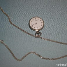 Relojes de bolsillo: RELOJ DE BOLSILLO MARCA OXFORD, CARGA MANUAL FUNCIONANDO AÑOS 30?. Lote 128259227