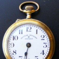 Relojes de bolsillo: RELOJ ROSKOPF. Lote 128368519