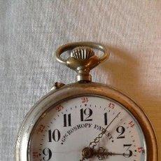 Relojes de bolsillo: ANTIGUO RELOJ ROSKOPF PATENT FUNCIONANDO. Lote 128417459