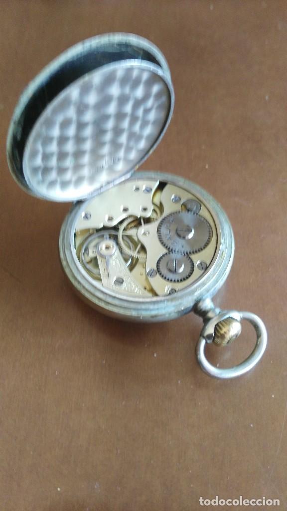 RELOG MARCA GALA CRONO MERTO (Relojes - Bolsillo Carga Manual)