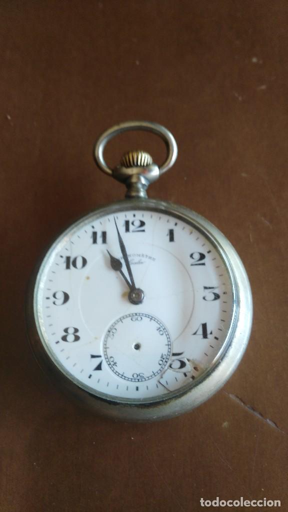 Relojes de bolsillo: RELOG MARCA GALA CRONO MERTO - Foto 3 - 128552679