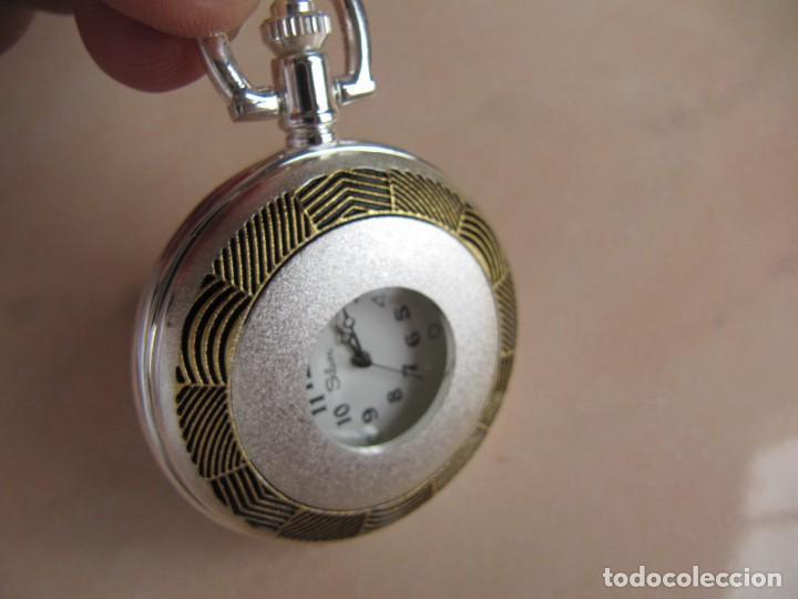 Relojes de bolsillo: RELOJ DE BOLSILLO DE CUERDA - Foto 8 - 128779475