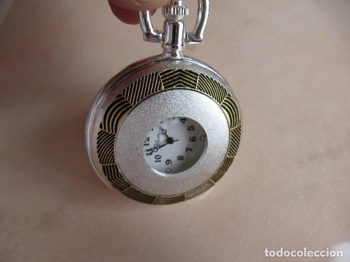 Relojes de bolsillo: RELOJ DE BOLSILLO DE CUERDA - Foto 11 - 128779475