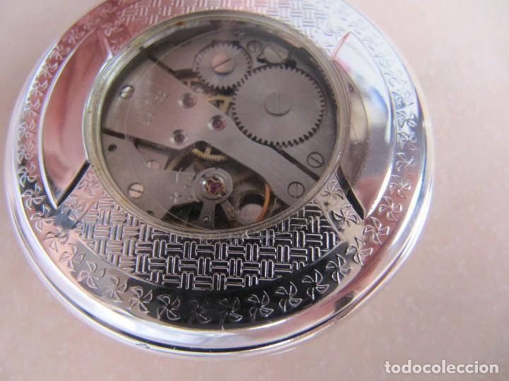 Relojes de bolsillo: RELOJ DE BOLSILLO DE CUERDA - Foto 14 - 128779475