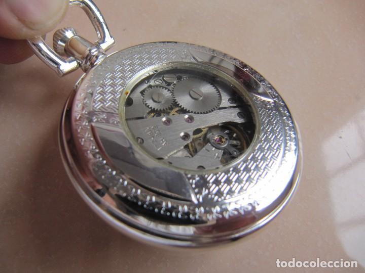 Relojes de bolsillo: RELOJ DE BOLSILLO DE CUERDA - Foto 15 - 128779475