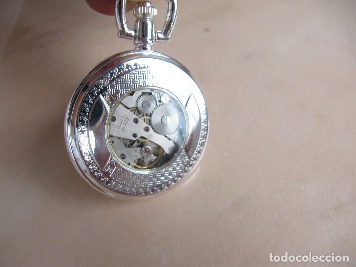 Relojes de bolsillo: RELOJ DE BOLSILLO DE CUERDA - Foto 16 - 128779475