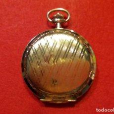 Relojes de bolsillo: RELOJ DE BOLSILLO CHAPADO EN ORO. FAVOR. EBC.+. Lote 171975980