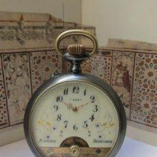 Relojes de bolsillo: HEBDOMAS , 8 DIAS 1900. Lote 129064471