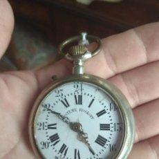 Relojes de bolsillo: RELOJ DE BOLSILLO SYSTEME ROSKOPF PATENT 56MM. Lote 129442671