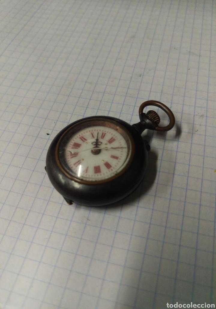 Relojes de bolsillo: antiguo reloj de monja a restaurar - Foto 2 - 129736203