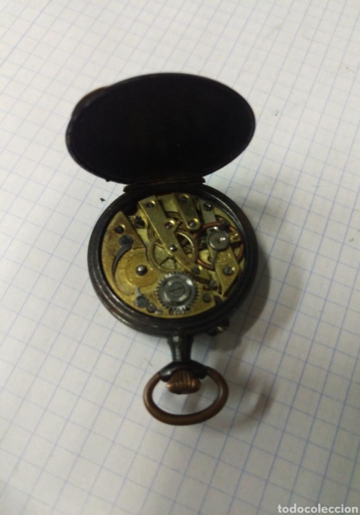 Relojes de bolsillo: antiguo reloj de monja a restaurar - Foto 3 - 129736203