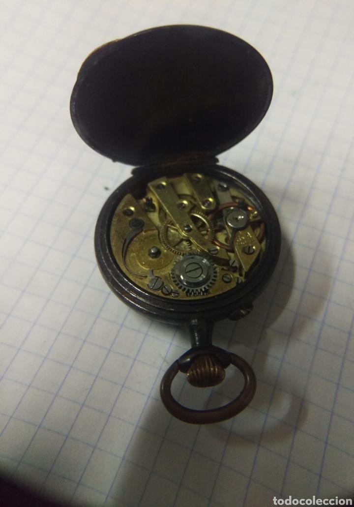 Relojes de bolsillo: antiguo reloj de monja a restaurar - Foto 4 - 129736203