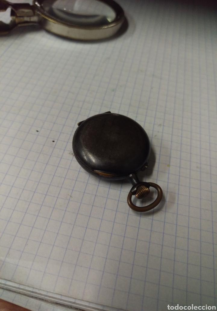 Relojes de bolsillo: antiguo reloj de monja a restaurar - Foto 6 - 129736203