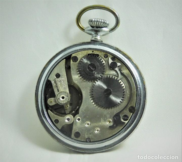 Relojes de bolsillo: REGULATEUR-RELOJ DE BOLSILLO-FRANCIA-CIRCA 1910-FUNCIONANDO - Foto 2 - 130796096