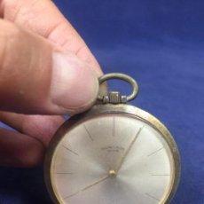 Relojes de bolsillo: RELOJ BOLSILLO EXTRAPLANO FAVRE-LEUBA SWISS MADE 42MM. Lote 131569894