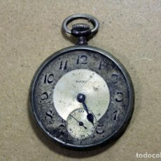 Relojes de bolsillo: RELOJ SUIZO DE BOLSILLO DAXI. Lote 132313066