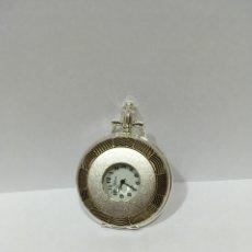 Relojes de bolsillo: RELOJ DE BOLSILLO A CUERDA SILVER. Lote 133187491