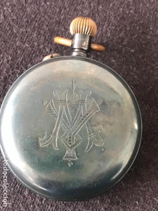 Relojes de bolsillo: RELOJ DE MONJA LA MERVEILLE 1900'S. VER FOTOS ANEXAS. - Foto 2 - 134477762