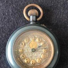 Relojes de bolsillo: RELOJ DE MONJA LA MERVEILLE 1900'S. VER FOTOS ANEXAS. . Lote 134477762