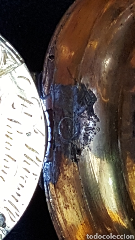 Relojes de bolsillo: RELOJ DE BOLSILLO F. SHIRWILL LONDON SIGLO XVIII - Foto 6 - 134763773