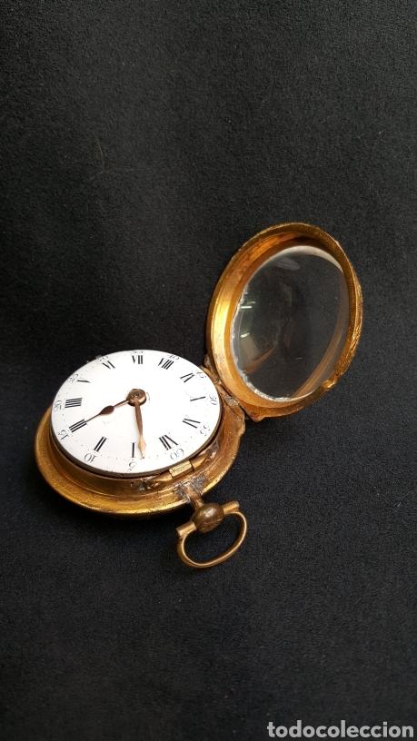 Relojes de bolsillo: RELOJ DE BOLSILLO F. SHIRWILL LONDON SIGLO XVIII - Foto 15 - 134763773