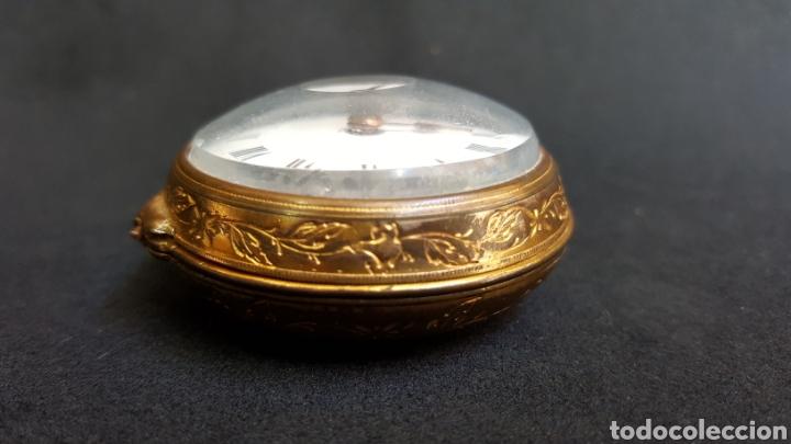 Relojes de bolsillo: RELOJ DE BOLSILLO F. SHIRWILL LONDON SIGLO XVIII - Foto 21 - 134763773