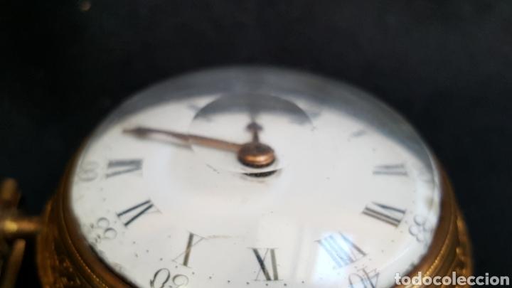 Relojes de bolsillo: RELOJ DE BOLSILLO F. SHIRWILL LONDON SIGLO XVIII - Foto 23 - 134763773