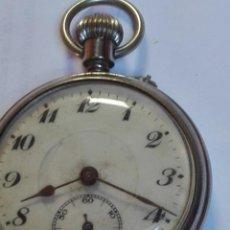Relojes de bolsillo: RELOJ FUNCIONANDO. Lote 134920338